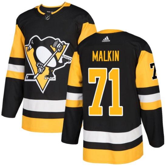 Evgeni Malkin Pittsburgh Penguins Authentic Adidas Jersey - Black
